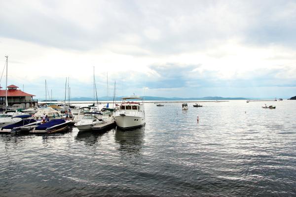 Summer Getaway to New England