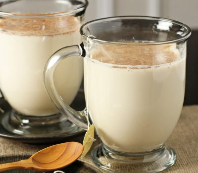 Earl grey tea latte