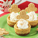 Gingerbread Cheesecakes
