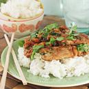 Stir-Fried Cashew Pork