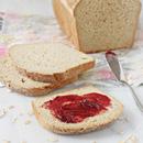 Maple Oatmeal Sandwich Bread