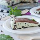 Mint Chocolate Chip Oreo Ice Cream Cake