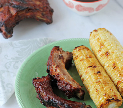 Crockpot Barbecue Ribs | Cookie Monster Cooking