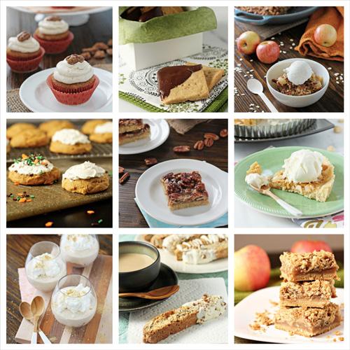 Thanksgiving Dessert Ideas | Cookie Monster Cooking