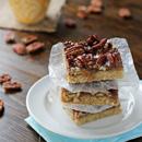 Salted Pecan Pie Cookie Bars