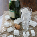Homemade Champagne Marshmallows