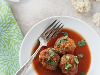 Crockpot Tex-Mex Meatballs | cookiemonstercooking.com