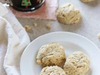 Vanilla Bean Cream Cheese Cookies   cookiemonstercooking.com