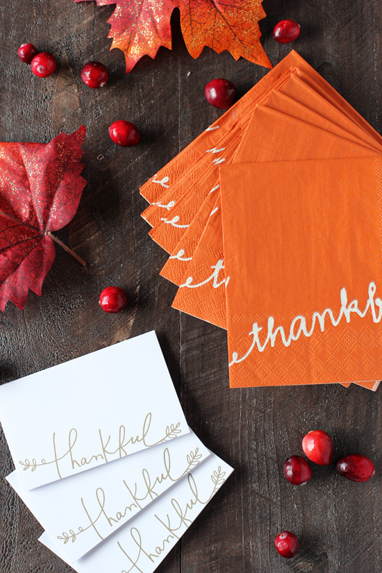 A series on how to host a stress-free thanksgiving dinner. Part one features tips for starting to plan four weeks out from the big day + an introduction to the series!