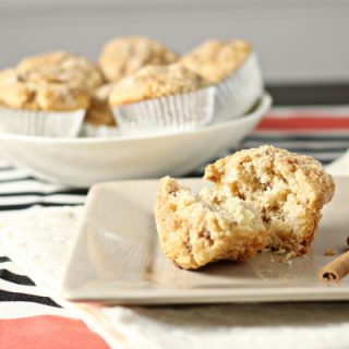 Apple Cinnamon Chip Muffins