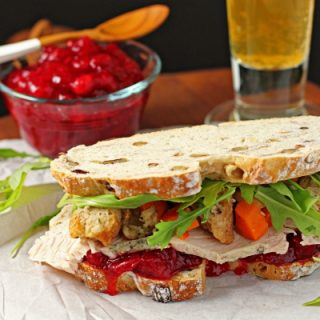 Thanksgiving Gobbler Sandwich