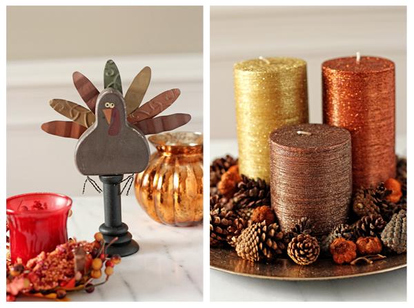 Thanksgiving Menu & Preparations 2012