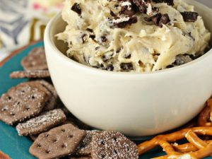 Cookies and cream dip | Cookie Monster Cooking
