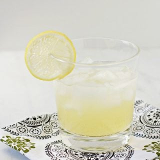 Fresh Honey Margaritas