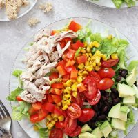 Chopped Southwestern Salad