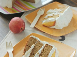 Grandma's Graham Cracker Cake | Cookie Monster Cooking