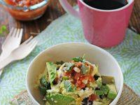 Crockpot Southwest Breakfast Casserole | Cookie Monster Cooking