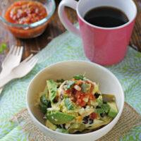 Crockpot Southwest Breakfast Casserole