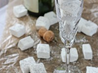 Homemade Champagne Marshmallows | Cookie Monster Cooking
