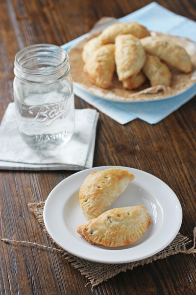 Sausage, Pepper and Feta Hand Pies | Cookie Monster Cooking