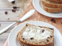 Quicker Cinnamon Raisin Bread   cookiemonstercooking.com