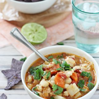 Hearty Chipotle Chicken Soup | cookiemonstercooking.com