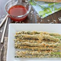 Crispy Baked Asparagus