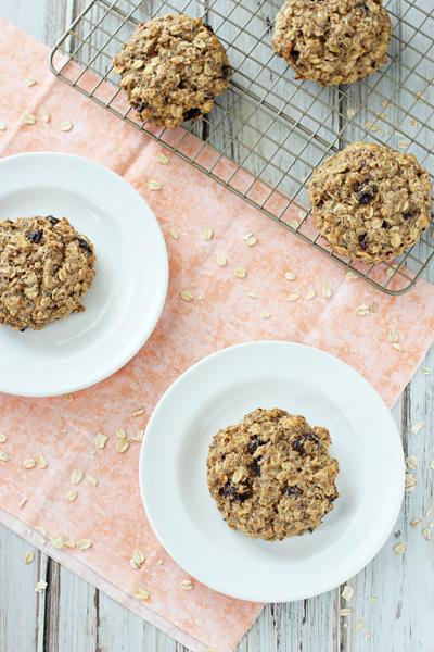 Mix and Match Breakfast Cookies | cookiemonstercooking.com