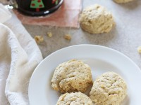 Vanilla Bean Cream Cheese Cookies | cookiemonstercooking.com