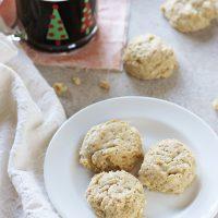 Vanilla Bean Cream Cheese Cookies