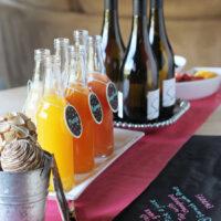 How To Set Up A DIY Mimosa Bar