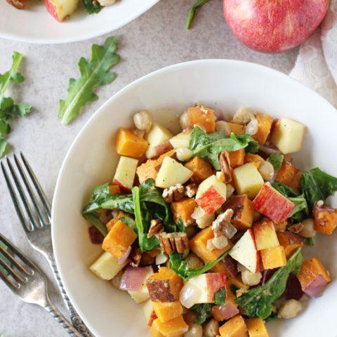 Apple Cheddar Meal Bowl