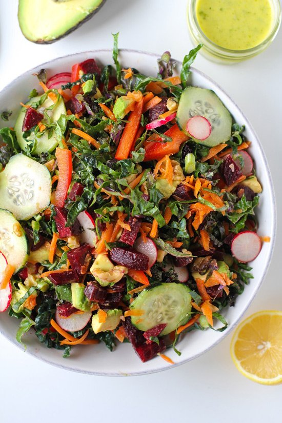 Spring Cleaning Detox Salad