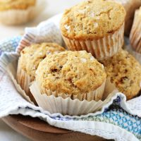 Honey Chipotle Beer Bread Muffins