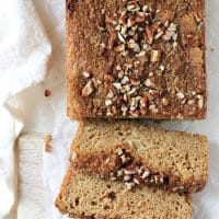 Apple Snickerdoodle Bread
