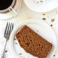 Pumpkin Olive Oil Bread
