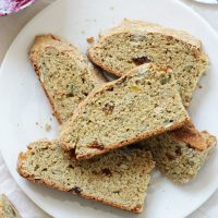 Whole Wheat Irish Soda Bread (Dairy Free)