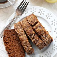 Healthy Spiced Sweet Potato Bread